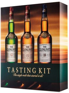 Glenlivet today announces the introduction of The Glenlivet 200 ML Tri-Pack, a new permanent pack containing one bottle each of The Glenlivet 12YO, 15YO & 18YO, all in a 200 ML size.