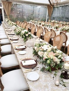Vintage chic wedding