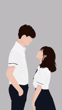 Love Cartoon Couple, Cartoon Girl Images, Cute Couple Art, Girl Cartoon, Cartoon Art, Cute Couples, Disney Couples, Matching Couples, Muslim Couple Photography