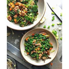 Pressure Cooker Braised Kale and Carrots | Award-Winning Paleo Recipes | Nom Nom Paleo®