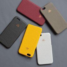 Color magic ⭐️💫 iphonecase 6/6plus . #serapaktugleathergoods #basedinistanbul #handmade #leather #accessories #iphonecase #iphonecover #style #fashion