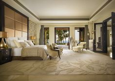 One&Only The Palm- Where Arabian Chic Meets Andalusian Elegance #Dubai #XOPrivate