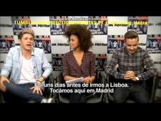 One Direction Interview MTV Portugal HQ