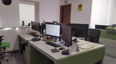 Coworking Space in Barlassina @ Feria srl. Cowo® Coworking Network. + info: CoworkingProject.com