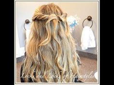 Quick & Easy Hairstyle: Puffed Twists