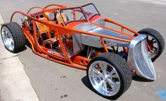 Electric Hotrod anyone?