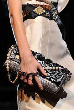 Dolce & Gabbana Spring/Summer 2009 RTW.