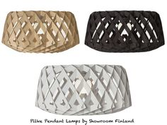 Two famous wooden design lamp brands from Finland are at Diseno Store Lamp Design, Lighting Design, Wood Veneer, Scandinavian Design, Finland, Decorative Bowls, Showroom, Istanbul, Diy