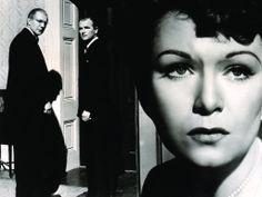"""The Browning Version"" (1951): Michael Redgrave, Jean Kent, Nigel Patrick"