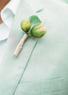 REVEL: Grey Groom + Green Bout