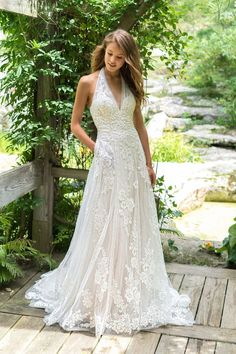 Lillian West 66017 - The Blushing Bride boutique in Frisco, Texas