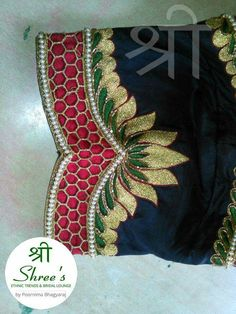 Cutwork Blouse Designs, Saree Blouse Neck Designs, Fancy Blouse Designs, Dress Neck Designs, Bridal Blouse Designs, Kurta Designs, Sleeve Designs, Embroidery Suits Design, Cut Work Embroidery