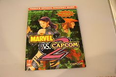 #Marvel vs #capcom 2 strategy game #guide for the sega dreamcast console.,  View more on the LINK: http://www.zeppy.io/product/gb/2/161834203566/