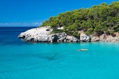 Rowing hard and conquering Heaven by smokejumping, via Flickr #menorca #menorcamediterranea