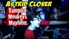Astrid Clover - Vampire Monkeys Mayhem