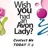 Let me be YOUR Avon Lady! www.youravon.com/destinycarlton avonrepdestinycarlton@gmail.com