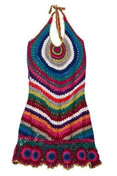 Crochet deess