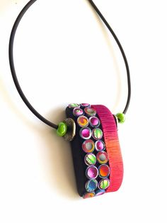 Polymer Clay Pendant, Polymer Clay Crafts, Pendant Design, Give It To Me, How To Make, Sculpting, Pendants, Inspiration, Explore