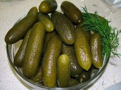 Pixie Styles, Pickles, Cucumber, Sausage, Food, Side Dishes, Sausages, Essen, Meals
