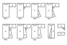 Tutorial (Beginner) - Even though the page calls itself the Renaissance Tailor, this site is a wealth of useful knowledge about authentic construction techniques, patterns, and finishing touches that are applicable to the medieval period as well.  This page discusses how clothing was constructed very cost-effectively and simply using simple rectangular pattern pieces, and includes several pattern diagrams for simple shirts or tunics and pants.