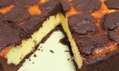 Ein hünbscher und leckerer Kuchen für den Nachmittagskaffee. Der Vanillepudding und der Quark macht den Kuchen besonders cremig.