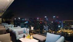 Nightlife at Marina Bay Sands - Singapore Bars and Nightclubs