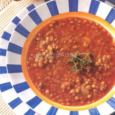 Paradicsomos lencseleves | Receptek Vegetable Dishes, Cooking Time, Soup Recipes, Vegetables, Ethnic Recipes, Food, Lentils, Chowders, Cooking Recipes