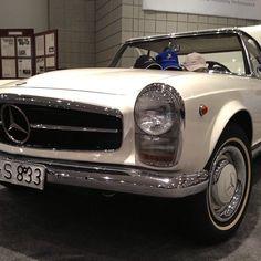 Mercedes-Benz Classic via Instagram @ralleymotors #NYIAS