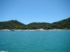 Florianópolis, SC, Brazil, Campeche island