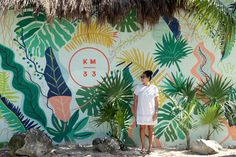 Km33 Concept Store branding by The Welcome Branding Group