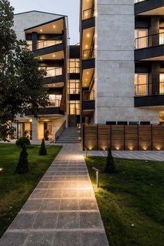 111 Residential Apartment,© Farshid Nasr Abadi, Amir lakpour