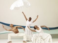 I love Revelations performed by the Alvin Ailey Dance Company.