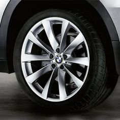 BMW X5 V Spoke Style 239 European 21″ Wheel Set of 4