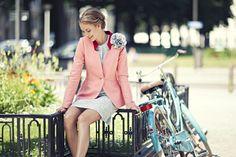 #cortina mooi design fietsen