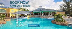 Jamaica All-Inclusive Resort | Jewel Paradise Cove Resort  Spa $1914 for 2 people for 6 nights, airfare from Sacramento $560 per person