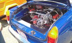Lares P.R Engine