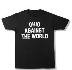 Ohio Against The World Classic Tee