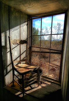 I would like to sit in front of this window and read a good book., Every now and then, I would glance out the panes from this little nook. I would see the pasture on the hill - the cows , the lambs and all of God's creation right at my windowsill...D. Sparks