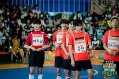 Rap Monster, B1A4 and Eric Nam❤ ISAC 2016 #BTS #방탄소년단