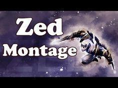 những pha xử lý hay Zed Montage - League of Legends [DAKENEW CH] - http://cliplmht.us/2017/04/07/nhung-pha-xu-ly-hay-zed-montage-league-of-legends-dakenew-ch/