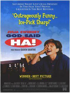 """God Said """"Ha!"""""""