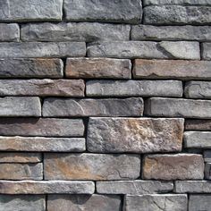 Manufactured Stone - Southern Stacked Stone - Buck Mountain Stacked Stone 10 sq ft Flat