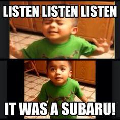subaru tubo subie love lol funny