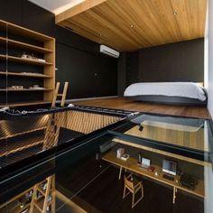 Loft upper floor