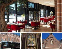 Restaurant Liefdegesticht in Hotel Nassau Breda