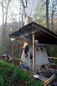 Will's wood kiln