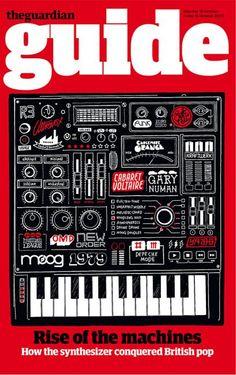 Kraftwerk in The Guardian Guide