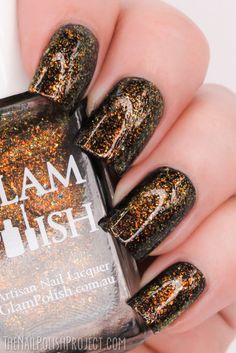 Swatched: Glam Polis