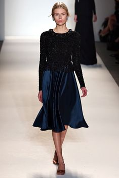 See the complete Jenny Packham Fall 2013 Ready-to-Wear collection.