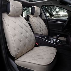 Four Seasons  Car Seat covers Full Set for General 5 seat car Use VW MG Toyota Mazda Buick Audi FORD CADILLAC BMW BENZ